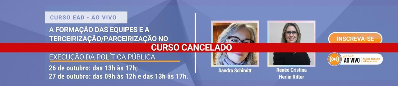CURSO CANCELADO